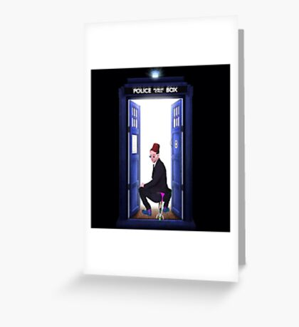 The 13th Doctor Greeting Card