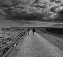 Exploring Dungeness by AjayP