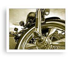 Harley - 1 Canvas Print