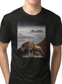 Mist Tri-blend T-Shirt