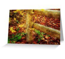 Autumn Hues ©  Greeting Card