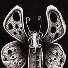 The Butterfly boy by mrmead