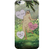 MM gurl iPhone Case/Skin