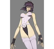 ghost in the shell motoko kusanagi batou anime manga shirt Photographic Print