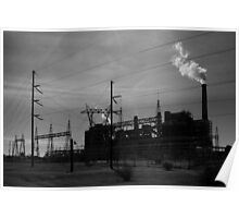 Power Plant Poster
