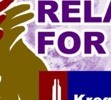 Mass Relay for Life - Genophage Awareness Sticker