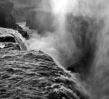 Gullfoss, Iceland  by James  Monk
