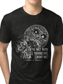 Terrible Fate Tri-blend T-Shirt