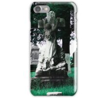 Sleepy Hollow's Grieving Woman iPhone Case/Skin