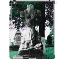 Sleepy Hollow's Grieving Woman iPad Case/Skin