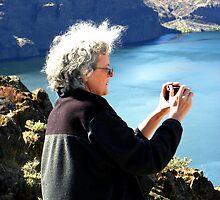 Mom at Vantage by rocamiadesign