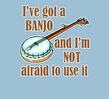 I've Got a Banjo Unisex T-Shirt