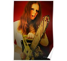 Crimson Deep Poster