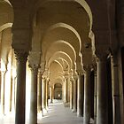 Arches - Grand Mosque, Tunisia by BlackhawkRogue