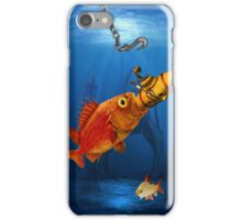 Gulp.... iPhone Case/Skin