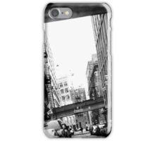 Seattle Street iPhone Case/Skin