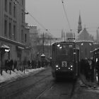 Winter about town, Krakow, Poland by BlackhawkRogue