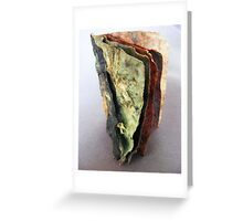 Compost Book 2 Greeting Card