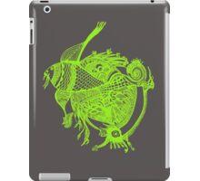 The Green Fish iPad Case/Skin