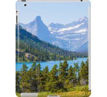 Backcountry Glacial Lake iPad Case/Skin