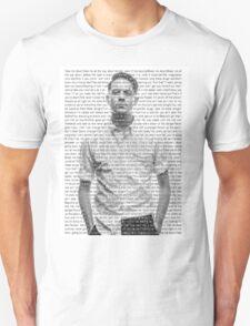 "G-Eazy ""Let's Get Lost"" Lyric Overlay T-Shirt"