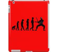 Ninja Evolution iPad Case/Skin