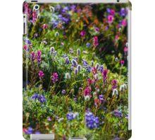 Wildflower Meadow iPad Case/Skin