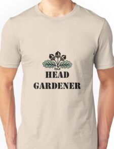 Head Gardener Unisex T-Shirt