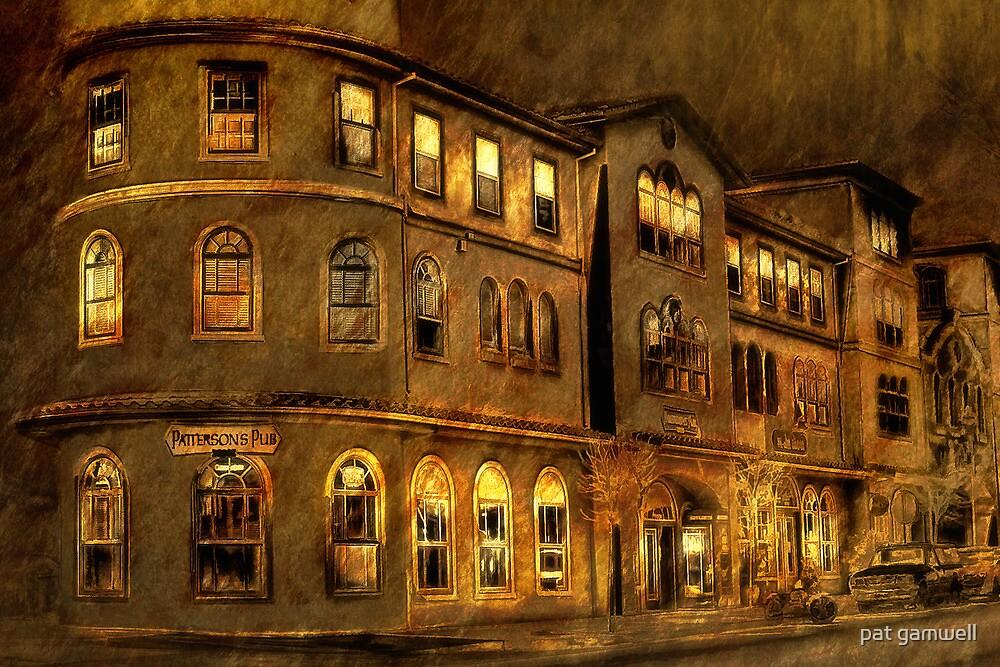 Patterson's Pub by pat gamwell