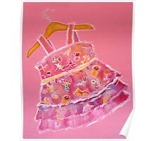 LPD: Little Pink Dress Poster