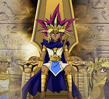 Atem Wallpaper by RhymeBlack