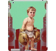 Boom boxer iPad Case/Skin