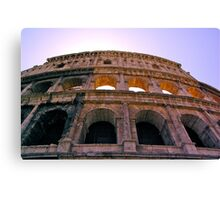 A Slice Of History Canvas Print