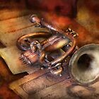 Musician - Horn - Toot my horn by Mike  Savad
