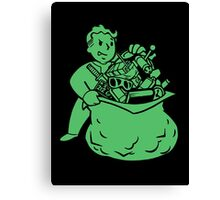 Fallout - Pack Rat Perk Canvas Print