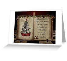 Christmas... Greeting Card