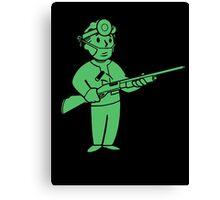 Fallout  - Shotgun Surgeon Perk Canvas Print