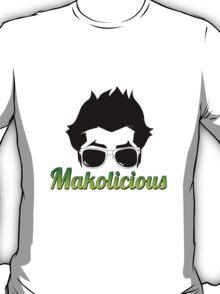 Makolicious (White) T-Shirt