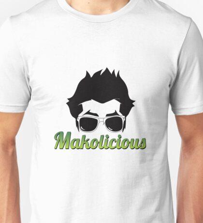 Makolicious (White) Unisex T-Shirt