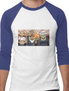 Tres Amigos Men's Baseball ¾ T-Shirt