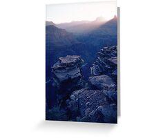 Grand Canyon I Greeting Card