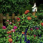 Chapel In The Garden by wiscbackroadz