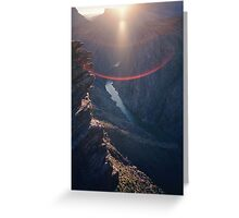 Grand Canyon III Greeting Card