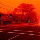 Sydney dust storm by kerenmc