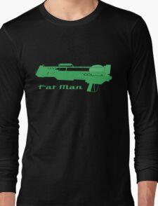 Fallout Weapon - FAT MAN  Long Sleeve T-Shirt