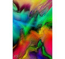 Frontiers (BG) Photographic Print