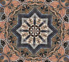 Rusted kaleidoscope by MarthaBurns