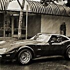 Corvette Stingray by Greg Lester