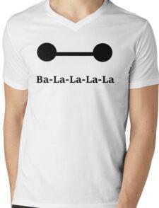 Ba-La-La-La-La Mens V-Neck T-Shirt