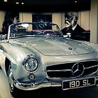 Mercedes Benz - 190SL by Dave  Frost